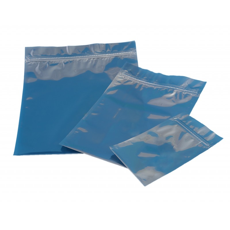 ESD Anti Static Shielding Zipper Bags 12