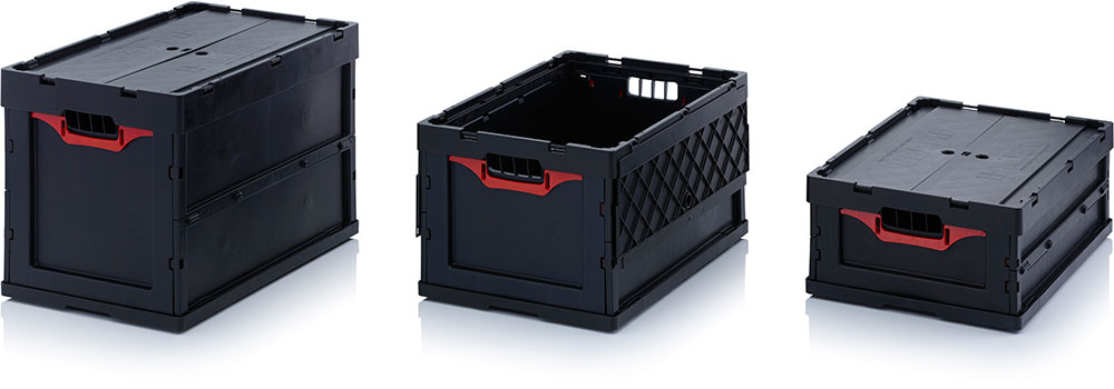 ESD FOLDABLE BOXES